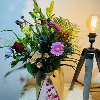Moederdag bloemen
